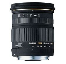 Sigma 18-50mm (Sony) IF AF Macro F2.8 EX DC Lens, London