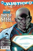 Justice League Comic 52 Cover A First Print Dan Jurgens Grummett Miki 2016 DC