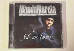 MondoMarcio ~ Mondo Marcio ~ Solo Un Uomo ~ Cd 2006 ~ EMI