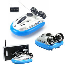 Mini Radio Remote Control Hovercraft Hover RC On Water Boat / 8x5x4cm / BU