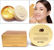 [PETITFEE]Gold & Snail Hydro Gel Eye Patch 60 pcs(30pairs)/dark circles,wrinkles