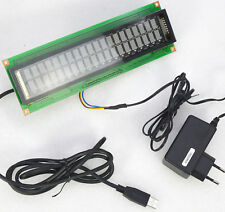 Text Display for USB Rs232 Futaba M202ld12a Incl. Power Supply Windows V99 Mm