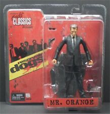 "Reservoir Dogs: ""Mr. Orange"" Action Figure Neca/Reel Toys Cult Classics Nib"