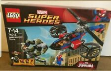 LEGO MARVEL SUPER HEROES 76016 SPIDER HELICOPTER RESCUE BRAND NEW SEALED BOX