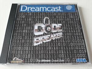 SEGA DREAMCAST Code Breaker
