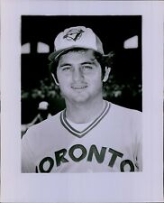 LG891 '77 Original Ronald Mrowiec Photo STEVE BOWLING Toronto Blue Jays Baseball