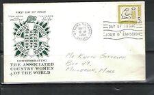 Briefmarken aus Kanada mit Ersttagsbrief-Erhaltungszustand