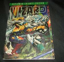 Wizard Death of Superman (Doomesday) Tribute Edition (4/1993) Fine 6.0