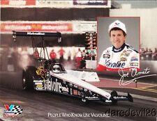 1993 Joe Amato Valvoline Top Fuel NHRA postcard