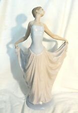 Lladro Porcelain Ballet Dancer Figurine F-21 My. Original Box.