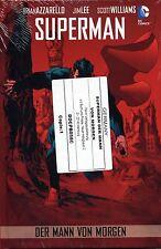 Superman The Man of Tomorrow #1 HC Variant Hardcover lim.333 Comic Festival Munich