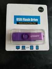 1-64 GB Swivel USB 2.0 Flash Memory Stick Pen Drive Storage Thumb U Disk NEW GL