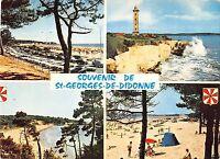 BT10482 Saint Georges de didonne ses plages son phare       France