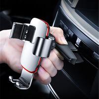 Auto Armaturenbrett CD Slot Telefon Handy Halterung Schwarz für iPhone Samsung