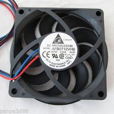 10pcs Delta CPU Heatsink Modual DC Fan AFB0712VHB 70x70x15mm 12V 0.55A 3pin UK