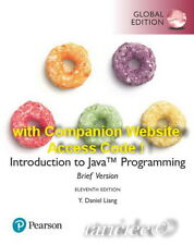 NEW 3 Days AUS Introduction to Java Programming Brief Version 11E Y Daniel Liang