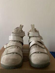 "Nike Lebron 11 Soldier SFG ""Light Bone"" Size 8.5 Men's"