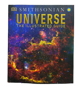 Smithsonian Universe The Illustrated Guide 2019 DK Stars Galaxies Constellations