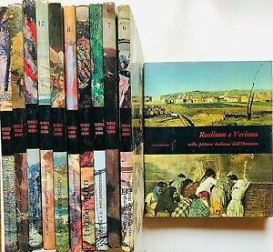 Collana Mensili d'arte Fratelli Fabbri Editori Lotto 11 volumi