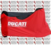 DUCATI HYPERMOTARD INDOOR BIKE COVER CUSTOM FITTED WITH SOFT LINING (ALL MODELS)