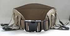 New Airsoft Molle PALS OPS Waist Battle Belt Platform BLS Size Medium Coyote Tan