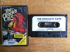 COMMODORE 64 (C64) - THE ORACLE'S CAVE - GAME
