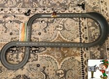 TYCO TCR HIGH BANKED SPEEDWAY SLOT CAR SET #6321 FULLY TESTED WITH BOTH CARS!!!!