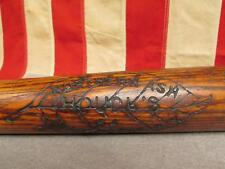 "Vintage Houcks Northern Ash 54 Wood Baseball Bat 33"" Antique early 1900s Rare!"