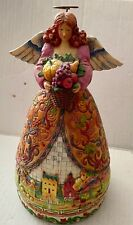 Jim Shore Heartwood Creek 117675 Beautiful Angel