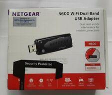 Netgear N600 Wireless Dual Band USB Adapter