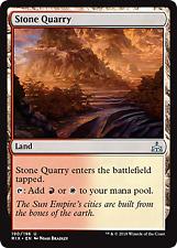 Stone Quarry Rivals of Ixalan Mtg x4 4x RIX Magic