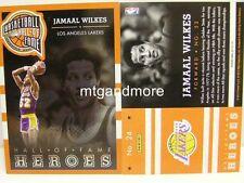 Panini NBA (Adrenalyn XL) 2013/2014 - #024 Jamaal Wilkes - Hall of Fame Heroes