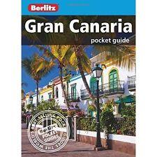 Berlitz: guía de bolsillo de Gran Canaria, apa Publications Limited, Libro Nuevo
