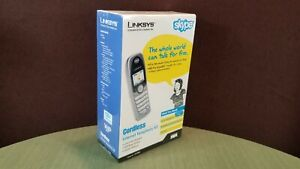 Linksys Skype Wireless Internet Telephony Kit CIT200