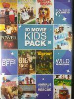 10 Movie Kids Pack (DVD, 2-Disc)