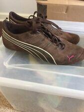 Puma Suede Brown Men 6.5 Size