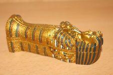 Sarkophag mit Mumie, Tut anch amun