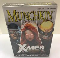 Munchkin Marvel X-Men Edition Card Game by Steve Jackson Games