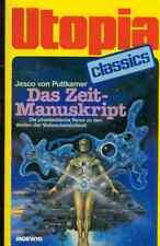 TB Jesco Von Puttkamer/Das Zeitmanuskript (Utopia Classics 043)