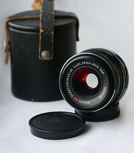 Carl Zeiss Jena FLEKTOGON electric MC f/2.4 35mm Lens M42 MINT!