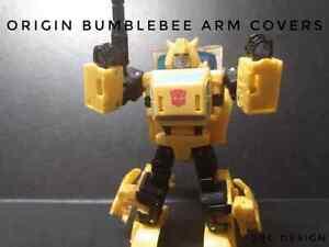 Arm Covers for Origin Bumblebee JRC DESIGN