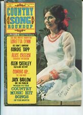 Country Song Roundup June 1972  Loretta Lynn Gordie Tapp Porter Wagne    MBX48
