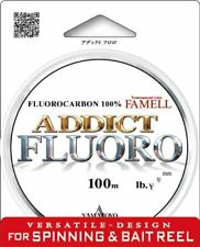 Yamatoyo Famell Addict Fluoro for Spinning&Bait Reel 100m 16Lb