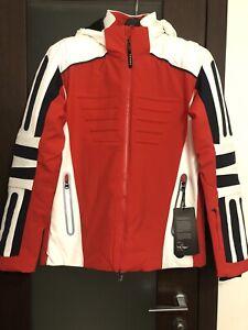 Bogner  Kaleo T insulated red  Mens Ski Jacket Size EU 50 40 US L NWT