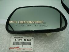 GENUINE OEM LEXUS RX330 RX350 RX400h MIRROR REAR VIEW RH 87901-48040