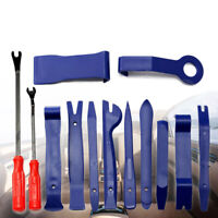 13Pcs.Car Dashboard Audio Door Tirm Clip Moulding Panel Install&Removal Pry Tool