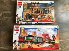 Toy Story Lego 7594 7597 99% Complete! Look In The Shop!