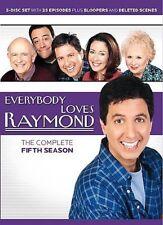 Everybody Loves Raymond: The Complete Fifth Season (DVD, 2005, 5-Disc Set)