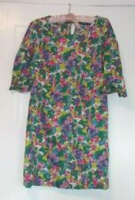 Size 8 Atmosphere Retro 1960s Style Cotton Dress New No Tags
