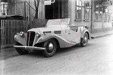 NEGATIV - Österreich 50iger Jahre Oldtimer Cabrio MG ? Nr. 2